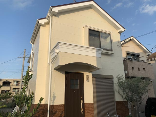 加古川市別府町 T様|外壁塗装・屋根塗装