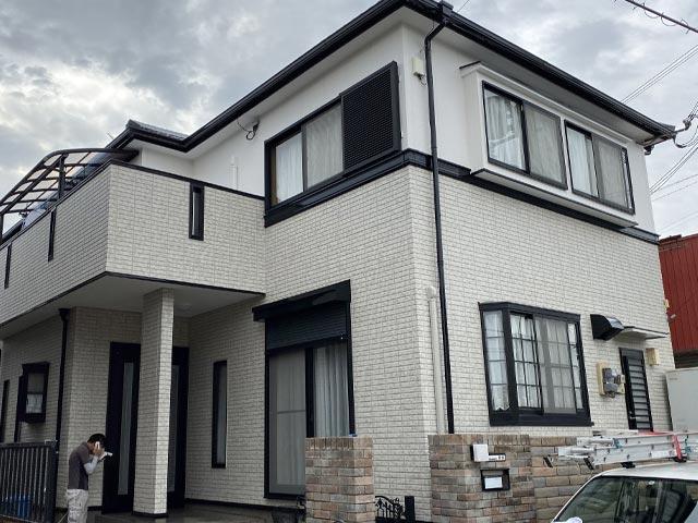加古川市加古川町美乃利 K様|外壁塗装・屋根塗装
