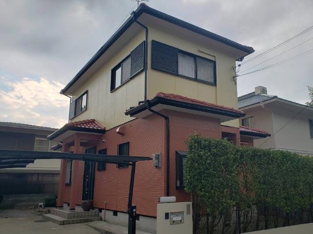 たつの市龍野町 S様|外壁塗装・屋根塗装