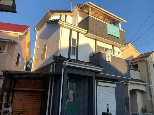 加古川市加古川町稲屋 Y様|外壁塗装・屋根塗装