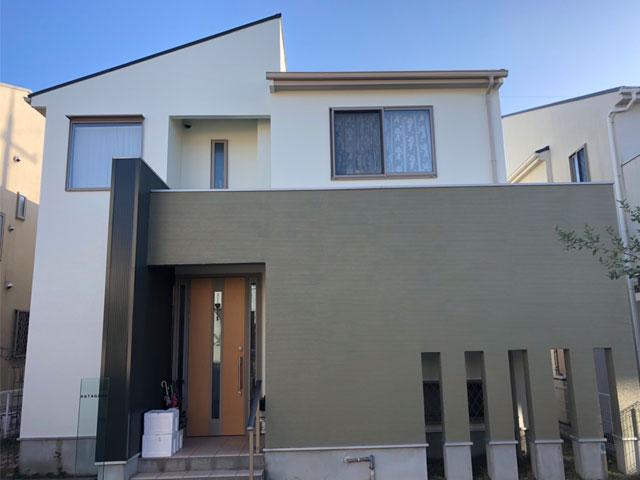 西区春日台 K様|外壁塗装・屋根塗装