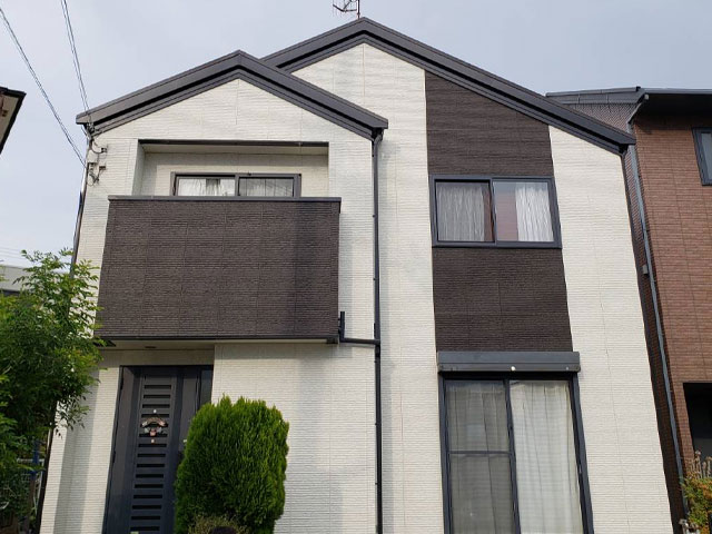 西区白水 S様|外壁塗装・屋根塗装