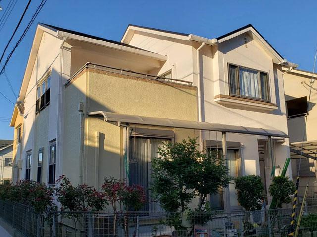 北区京地 S様|外壁塗装・屋根塗装