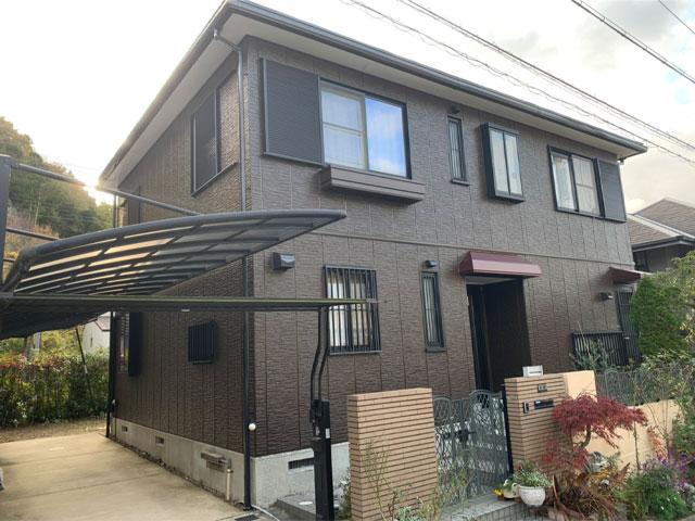 神戸市北区大原 D様|外壁塗装・屋根塗装