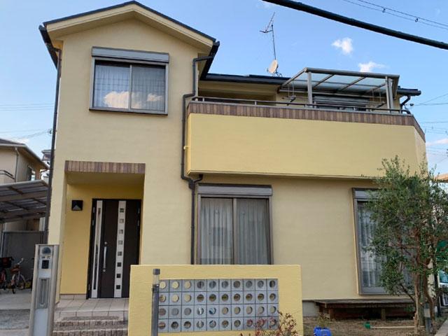 加古川市加古川町美乃利 Z様|外壁塗装・屋根塗装