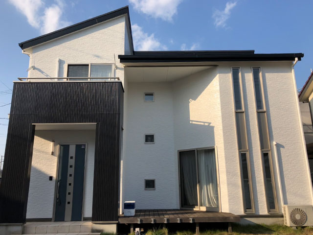 加古川市平岡町つつじ野 I様|外壁塗装・屋根塗装