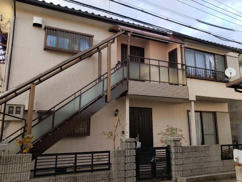 加古川市野口町二屋 H様|外壁塗装