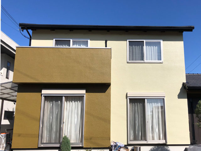 小野市黒川町 K様|外壁塗装