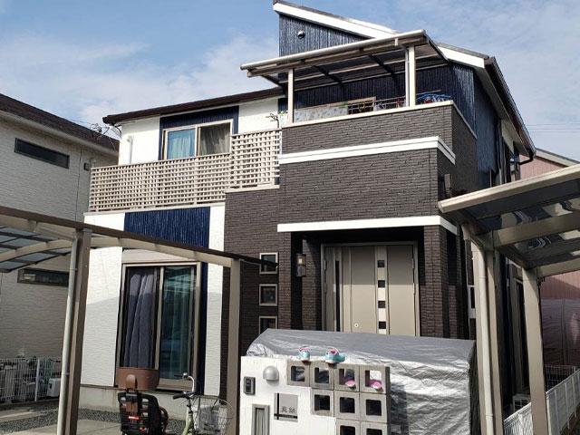 加古川市尾上町長田 M様|外壁塗装・屋根塗装
