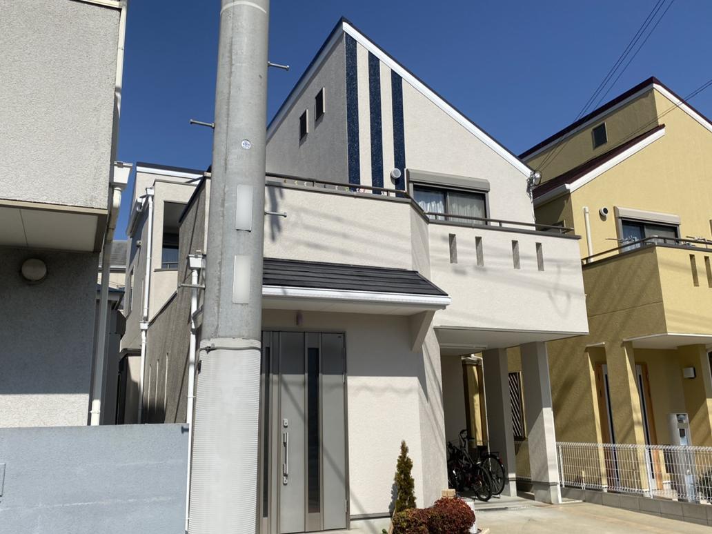 神戸市西区北別府 M様|外壁塗装・屋根塗装