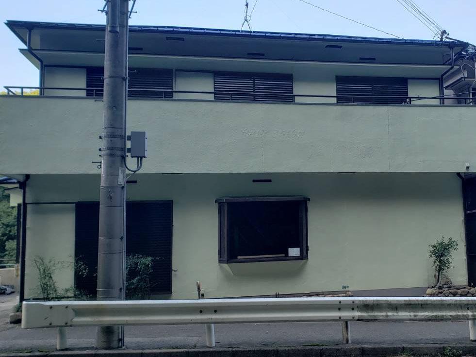 神戸市北区山田町下谷 Y様 外壁塗装・屋根葺き替え