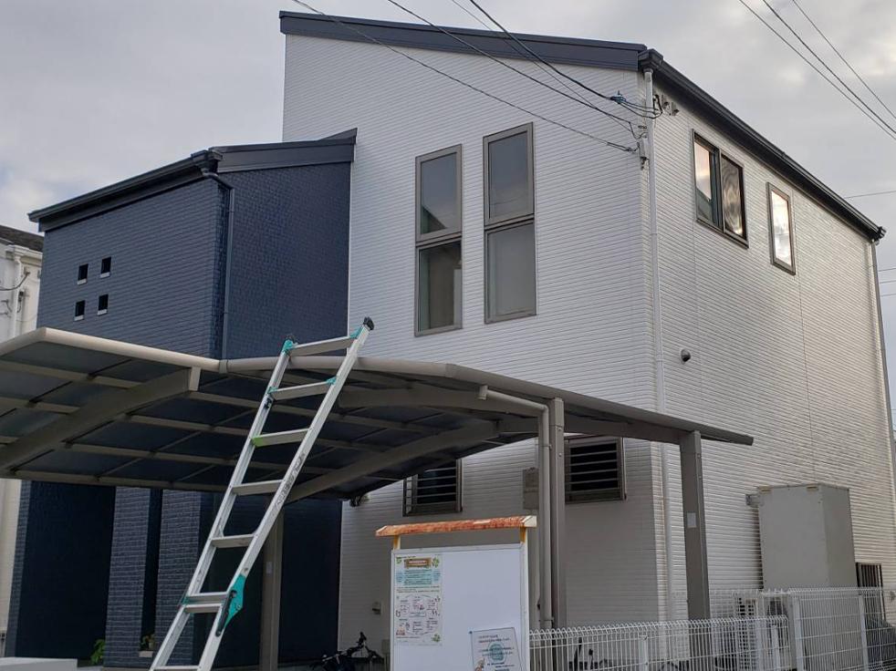 神戸市北区藤原台南町 K様|外壁塗装・屋根塗装