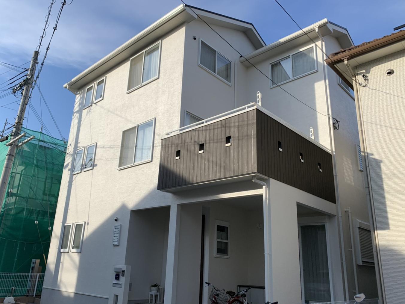 神戸市西区南別府 S様|外壁塗装・屋根塗装
