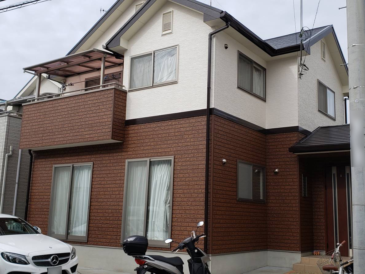 神戸市西区南別府 U様|外壁塗装・屋根塗装