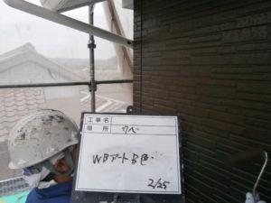 WB-B色塗装
