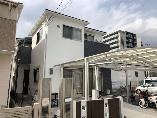 神戸市須磨区大池町 K様|外壁塗装・屋根塗装
