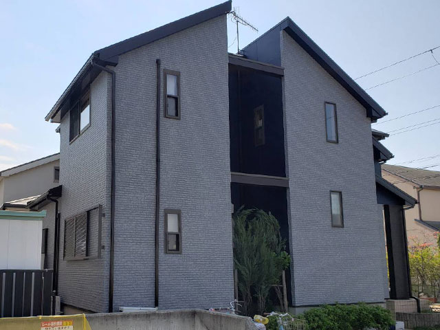 神戸市西区丸塚 K様|外壁塗装・屋根塗装