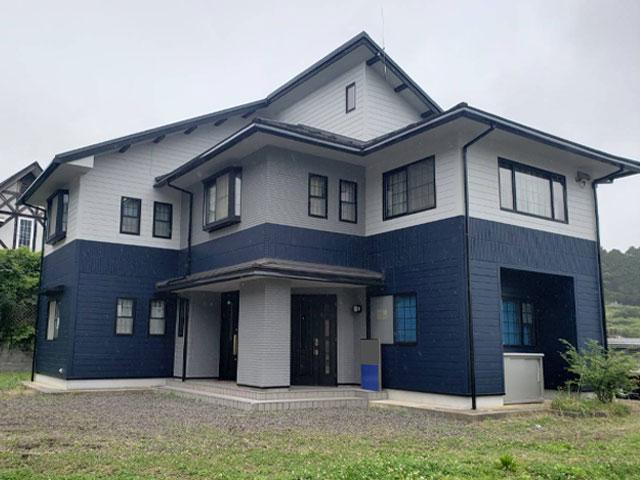 豊岡市日高町 N様|外壁塗装・屋根葺き替え