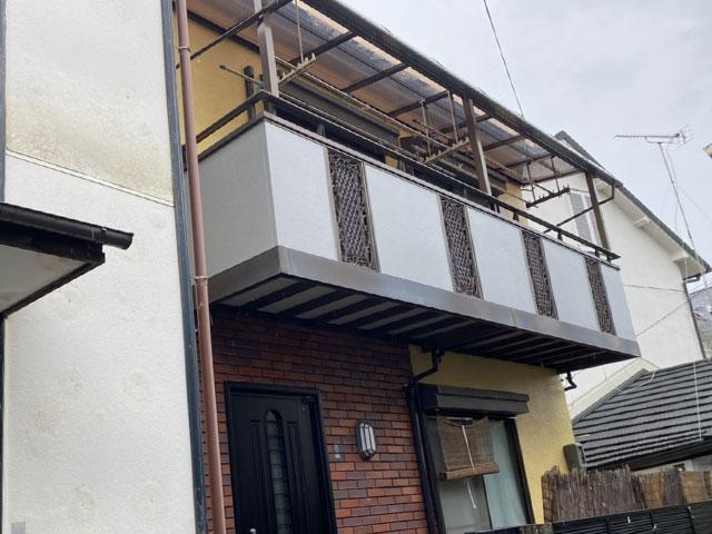 神戸市須磨区行幸町 K様|外壁塗装