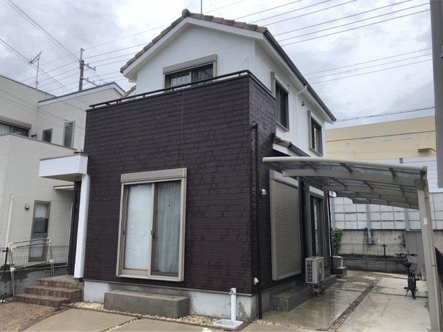 加古川市平岡町 A様|外壁塗装