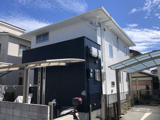 加古川市野口町 M様|外壁塗装