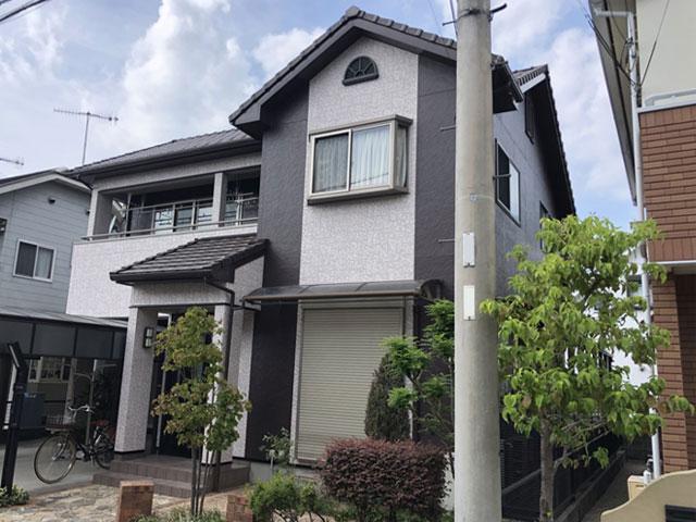 姫路市御立中 A様|外壁塗装・屋根塗装