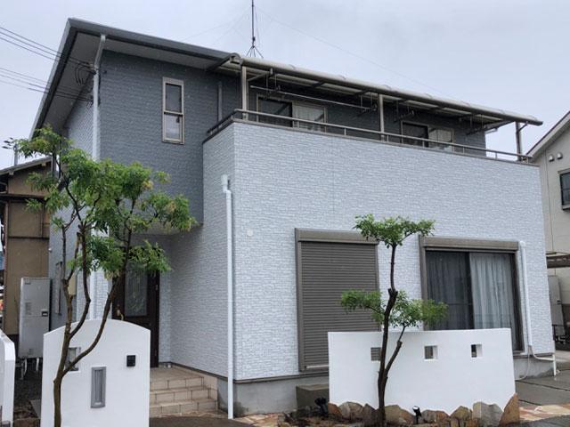 加古郡播磨町 Y様|外壁塗装