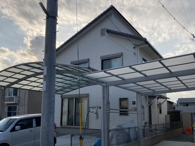 姫路市継 M様|外壁塗装