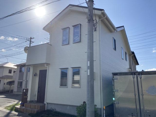姫路市北原 K様|外壁塗装