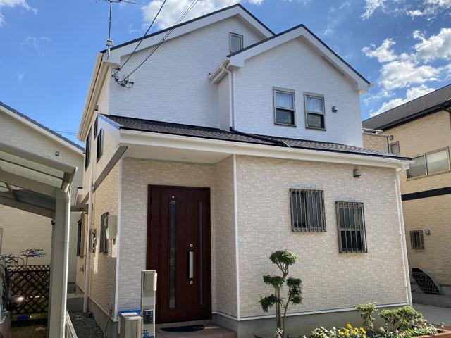 姫路市御立 T様|外壁塗装・屋根塗装