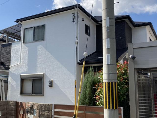 姫路市花田町 K様|外壁塗装・屋根塗装