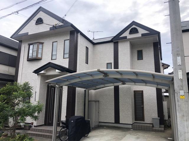 高砂市金ケ田町 H様|外壁塗装・屋根塗装