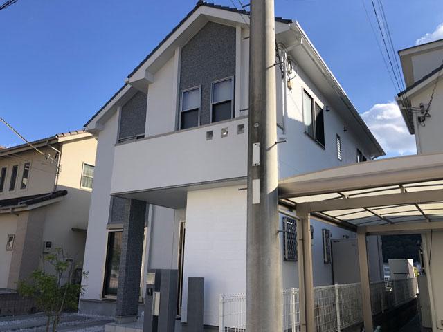 姫路市香寺町 K様|外壁塗装
