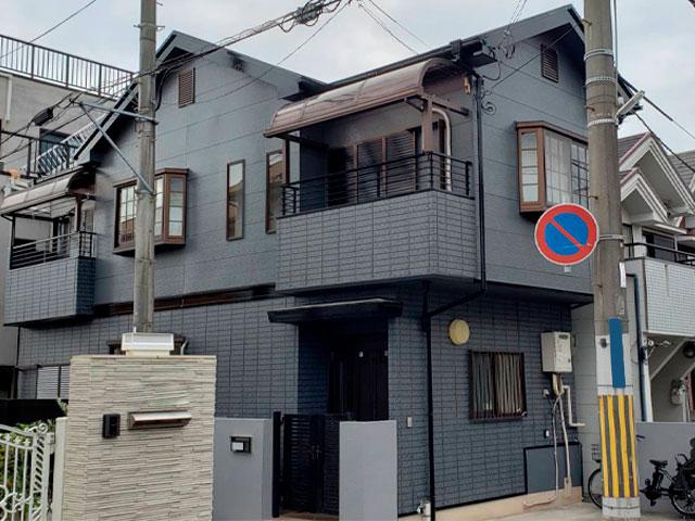 神戸市須磨区若木町 K様|外壁塗装・屋根塗装