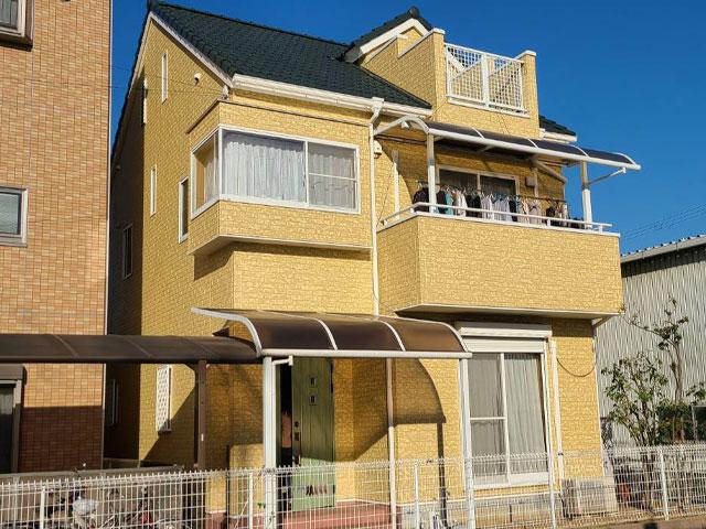 姫路市南条 H様|外壁塗装・屋根塗装