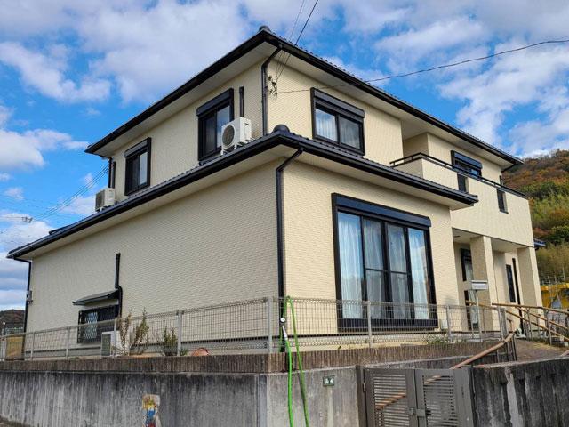 姫路市豊富町 N様|外壁塗装・屋根塗装