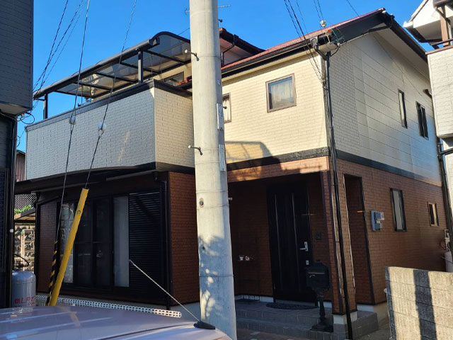 神崎郡福崎町 A様|外壁塗装・屋根塗装