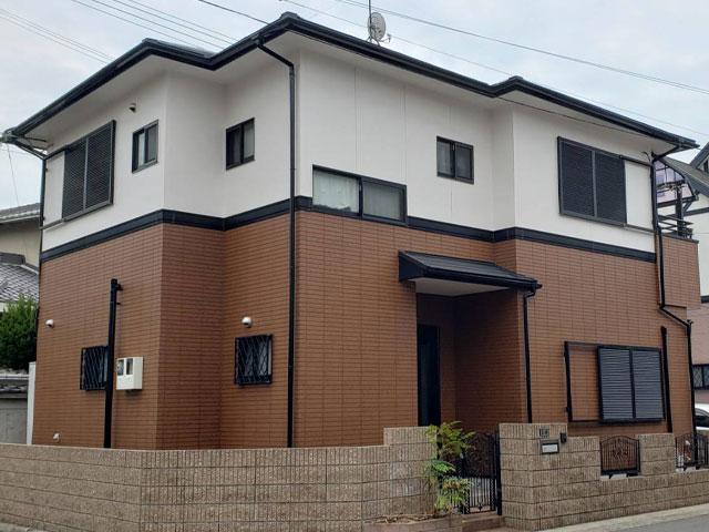 高砂市伊保崎 O様|外壁塗装・屋根塗装