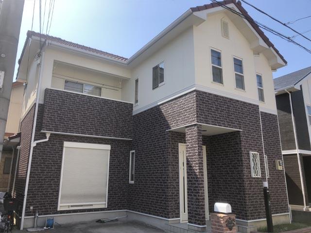 姫路市下手野 T様|外壁塗装