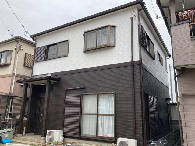 加古川市尾上町 O様|外壁塗装・屋根塗装