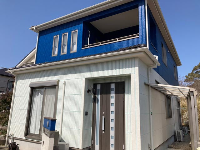 加古川市八幡町 S様|外壁塗装・屋根塗装
