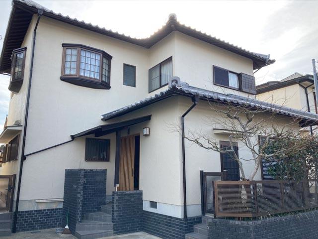 姫路市香寺町香呂 M様|外壁塗装・屋根塗装