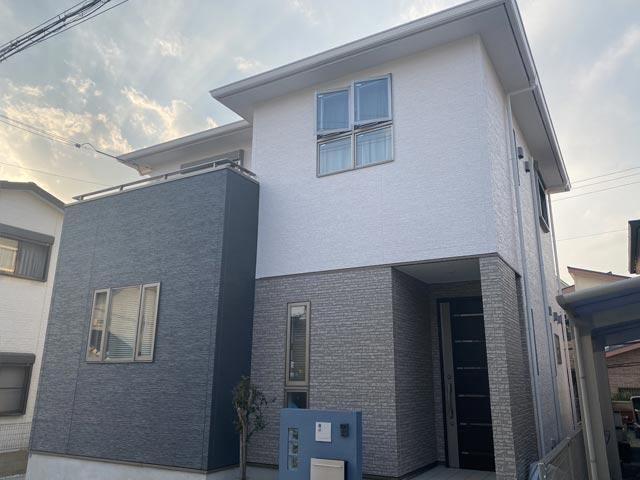 神戸市垂水区上高丸 F様|外壁塗装・屋根塗装