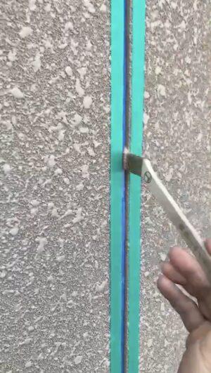 シーリング工事プライマー塗布