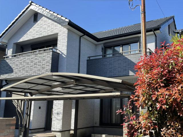姫路市広畑区小坂 S様|外壁塗装・屋根塗装