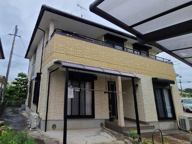 三木市大塚 H様|外壁塗装・屋根塗装