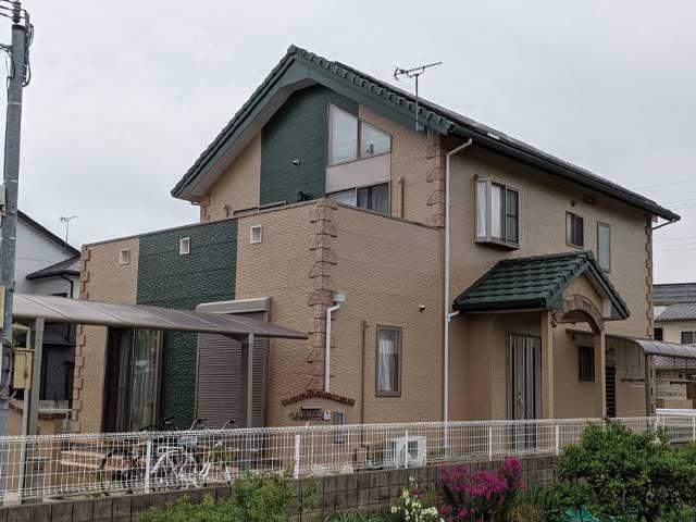 姫路市飾磨区 K様|外壁塗装
