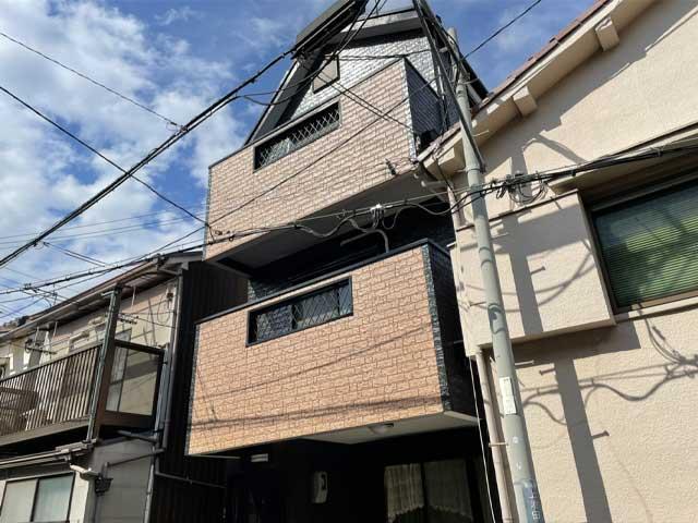 神戸市長田区上池田 H様|外壁塗装・屋根塗装