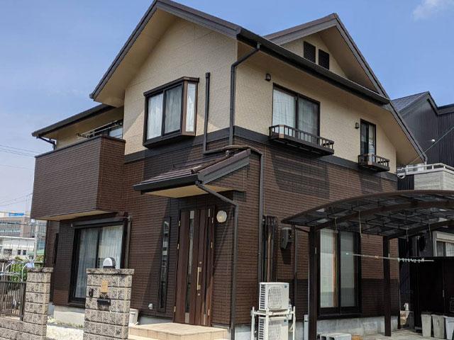 神戸市西区丸塚 W様|外壁塗装・屋根葺き替え