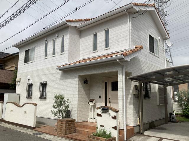 姫路市北原 M様|外壁塗装・屋根塗装